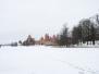 2011-01-15 - Litwa, Zamek w Trokach