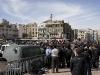 Damaszek, pierwsze demonstracje popierające Assada.