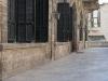 Aleppo, przed hotelem Baron.
