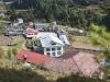 Widok z góry na Junbesi.