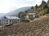 Lodge w Junbesi.