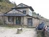 Opuszczony Lodge przed Ringmo.