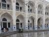 Mauzoleum Khomeiniego od środka.