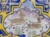Pałac Golestan - mozajki.