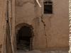 Uliczki w Yazd - część podupadła.