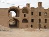 Kharanq, domy po częściowej renowacji.