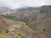 Iran, Alamut, widok z ruin zamku Lamiasar.
