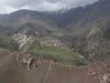 Iran, Alamut, widok z zamku Alamut.