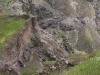 Iran, Alamut, ruiny zamku Lamiasar.