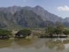 Kyauk Kalap, widok z góry.