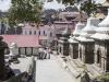 Kathmandu, świątynia Pashupatinath.