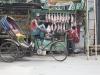 Dhaka, Saderghat, street life.
