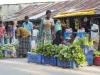 Chittagong, po drugiej stronie rzeki. Street life.