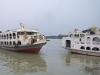Nabrzeże w Barisal. Dobijając do brzegu.