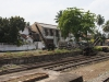 Pociąg z Colombo do Hikkaduwy.