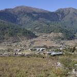 Płaskowyż Dhorpatan, zachodnia część.